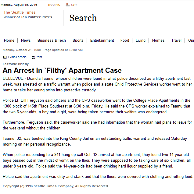 Local News - An Arrest In `Filthy' Apartment Case - Seattle Times Newspaper 2016-08-15 19-19-45